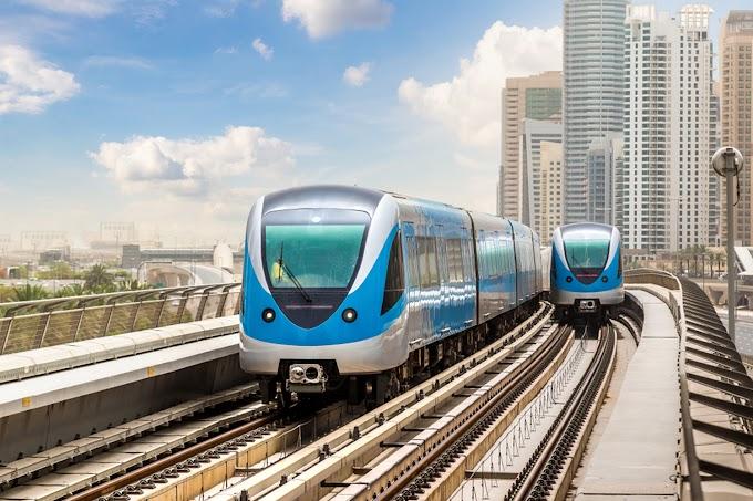 Mitsubishi-Keolis JV awarded 15-year contract to operate the Dubai Metro & Trams