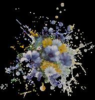 scrap flor vintage