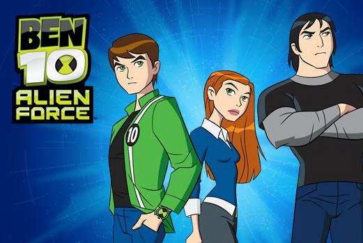 Ver Ben 10: Fuerza Alienígena Online