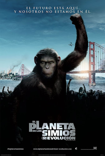 Resultado de imagen para El Planeta De Los Simios Revolucion (2011) captura