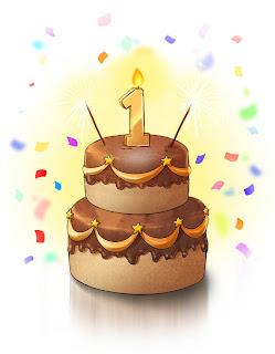 1 yaşında pastası
