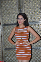 Actress Nikhita in Spicy Small Sleeveless Dress ~  Exclusive 044.JPG