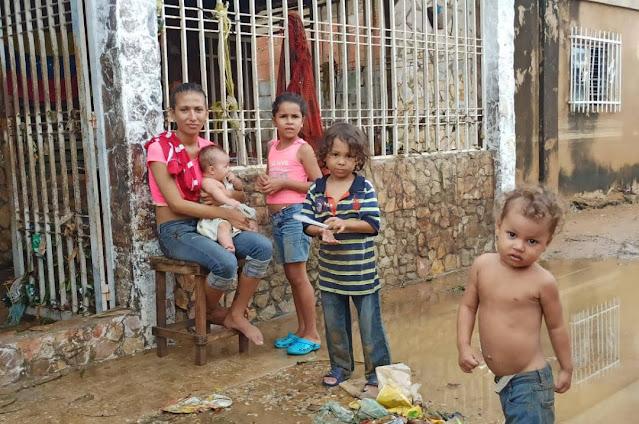 Perdida total en Maracaibo por inundaciones provocadas por la falta de mantenimiento