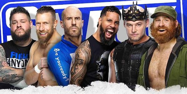 Repetición Wwe SmackDown 19 de Febrero 2021 Full Show