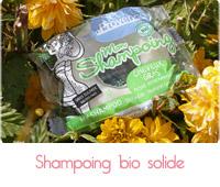 shampoing solide secrets  de provence