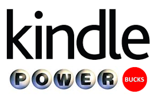 Spoof of ficticious Kindle Power Bucks service