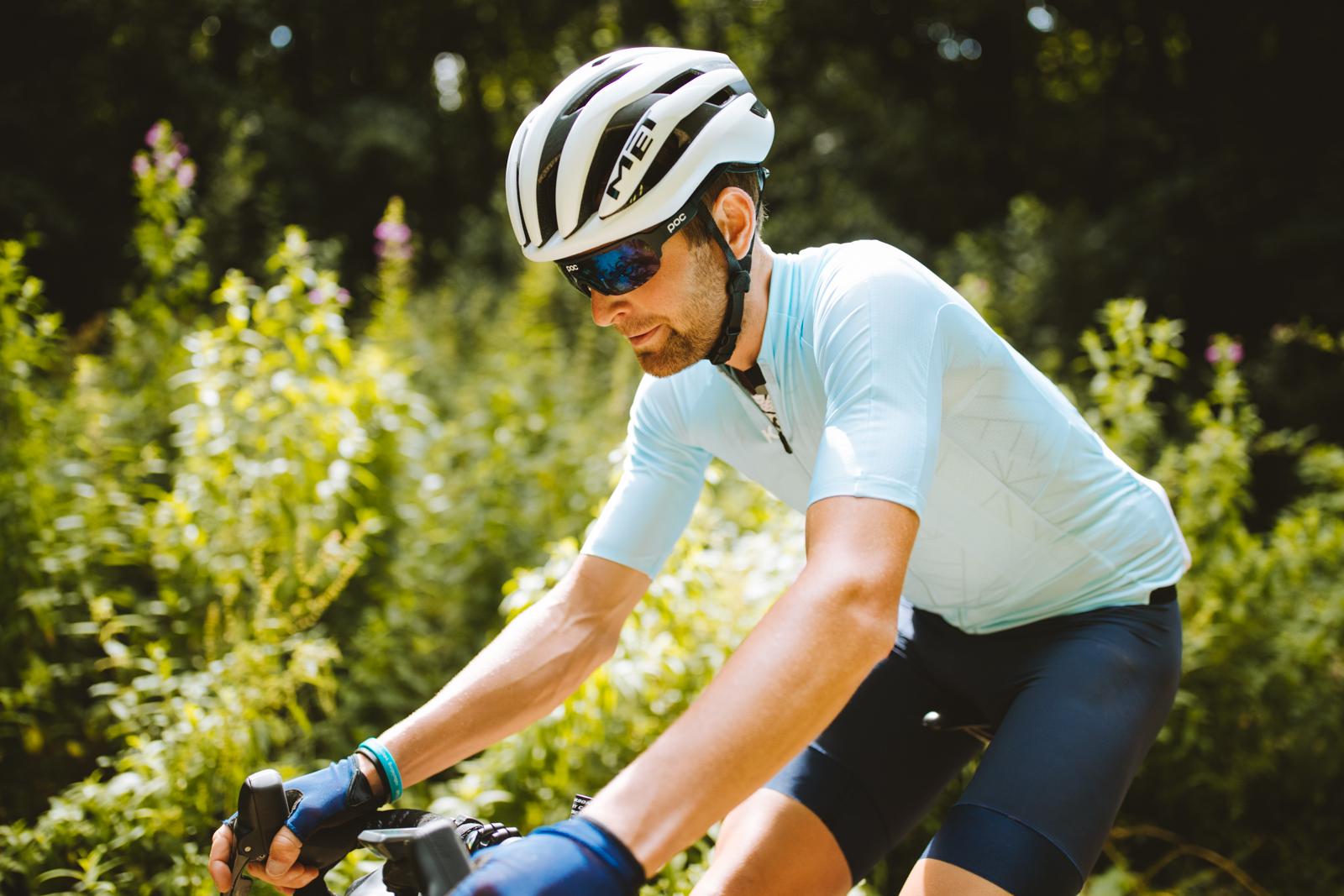 MET Trenta 3K Carbon Bicycle Helmet Review Wiggins