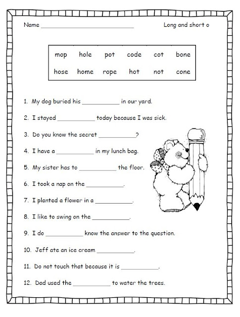 Worksheets Short And Long Vowel Worksheets For First Grade number names worksheets short vowel sound for first grade collection of worksheets