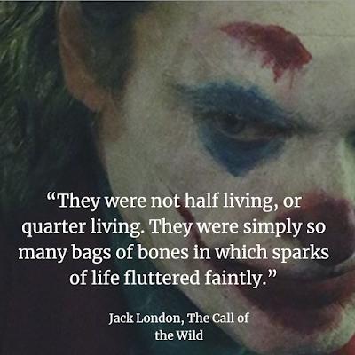Joker 2019 the call of the wild