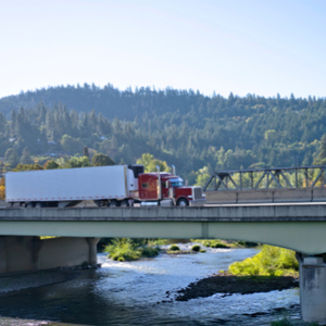 Truck drivers discussing the Form 2290 for 2019 complete filing guide