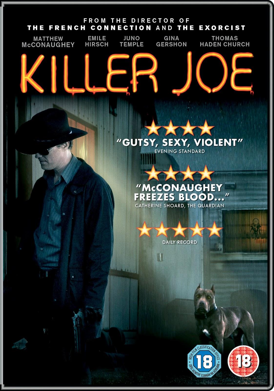 Nonton Film Killer Joe (2011)