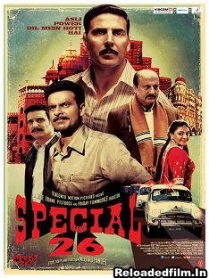 Special 26 – (2013) Full Movie Download 480p 720p 1080p