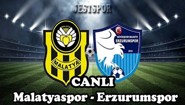 Yeni Malatyaspor - BŞB Erzurumspor Jestspor izle