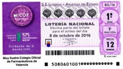 loteria nacional especial octubre