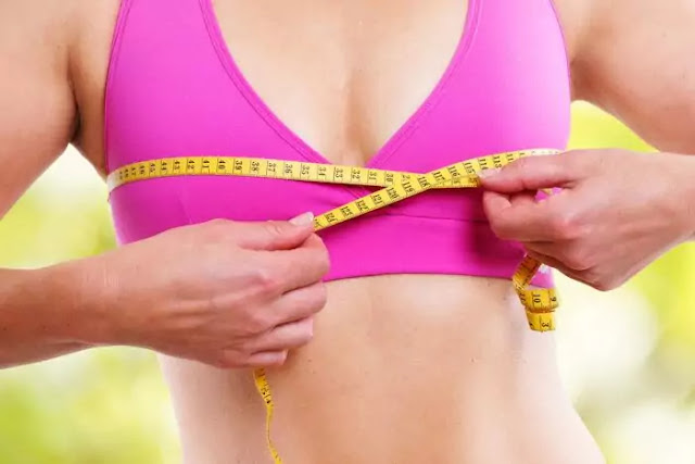 How to reduce breast size, Exercises, Yoga and Natural home remedies