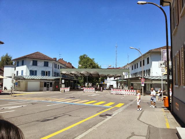 Day 12.2 - 步行去德國康斯坦茨(Konstanz)及萊茵河寶石施泰因(Stein am Rhein)