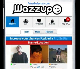 Wazzup app