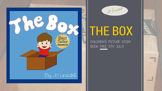 #Free #Book: The Box is available for free download from Amazon 5th July 2016 #BestSeller #KidLit