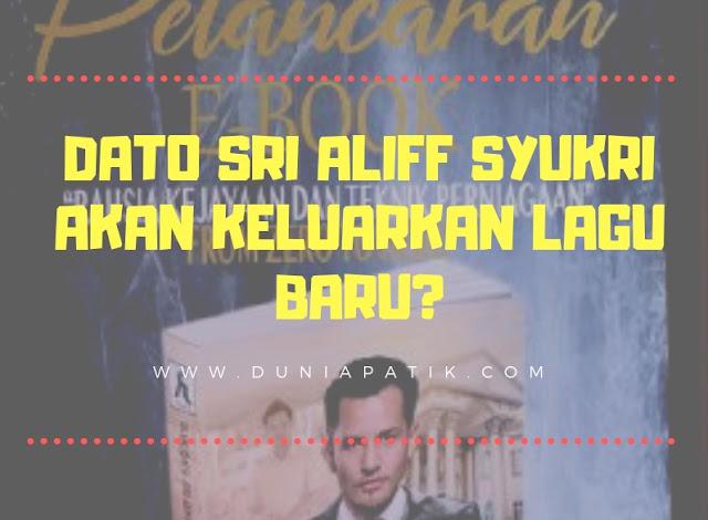Pelancaran e-book Dato Sri Aliff Syukri