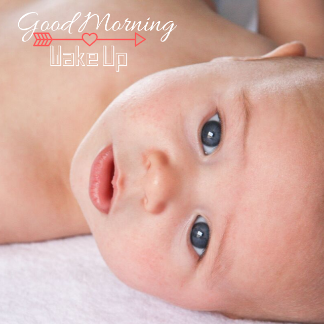 Looking nice Baby Good Morning Images