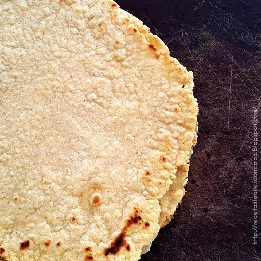 masa tacos sin gluten