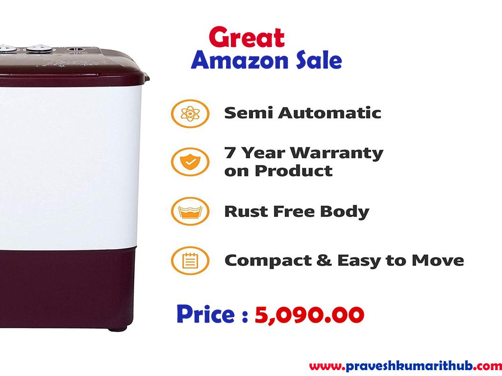 Amazon Best Selling Washing Machine