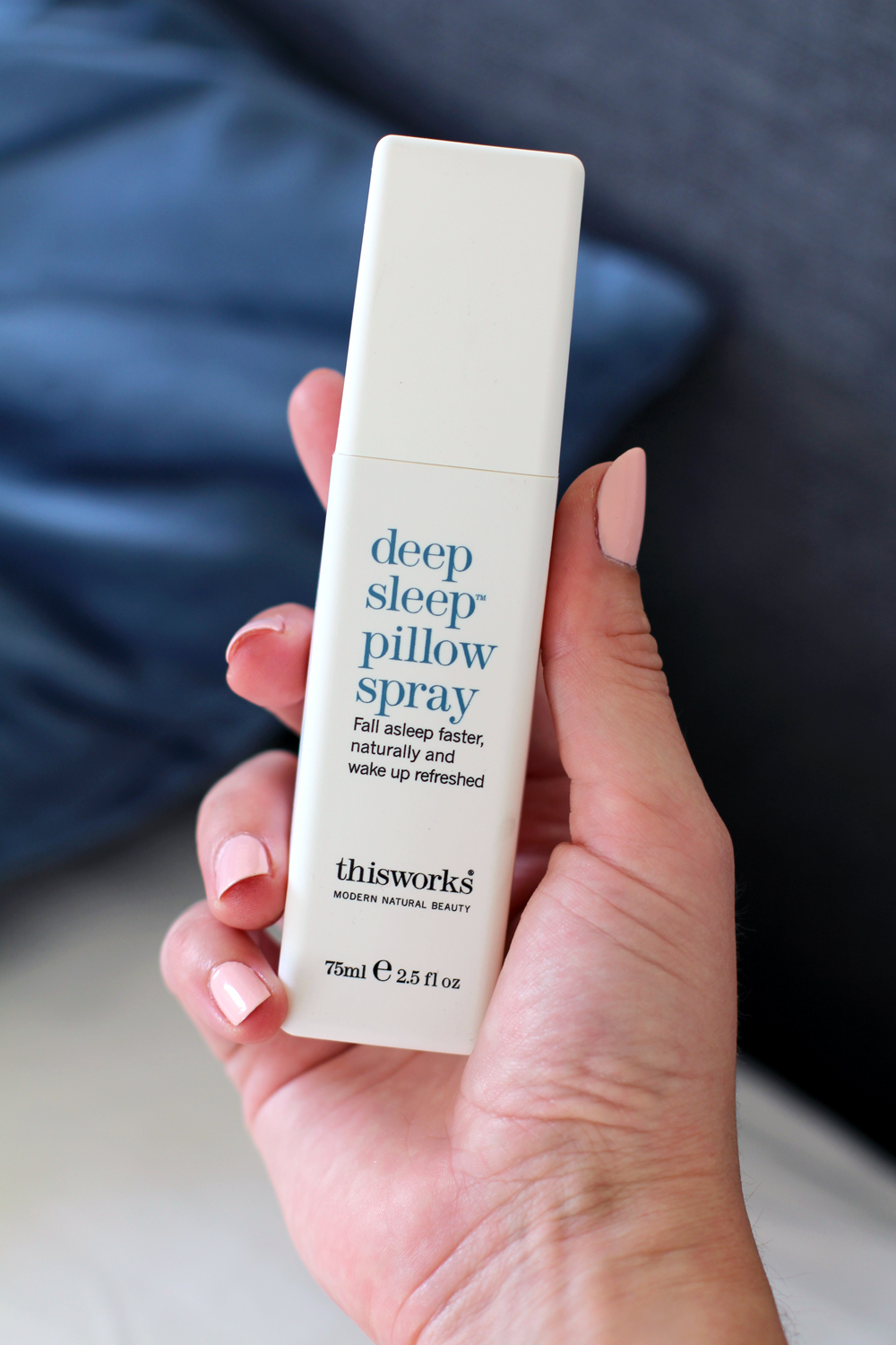 This Works Deep Pillow Spray - UK lifestyle & interiors blog