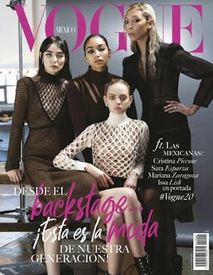 Vogue México Septiembre 2019