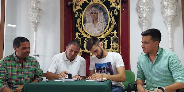 La Pollinica de Málaga contrata La Banda de Música Municipal de Lora del Río