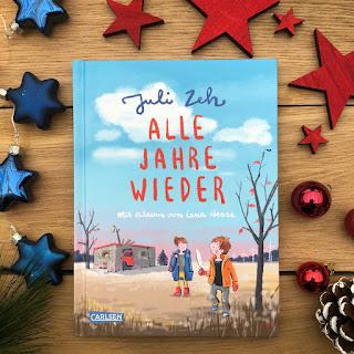 Alle Jahre wieder - Ein Weihnachtsbuch von Juli Zeh