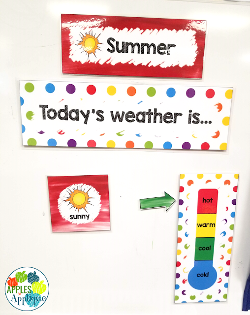First Grade Classroom Reveal! | Apples to Applique