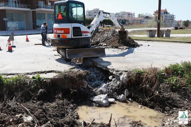 Πού θα γίνουν ασφαλτοστρώσεις στο δήμο Θερμαϊκού