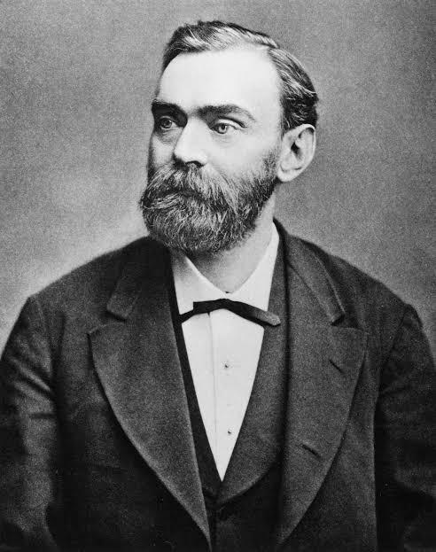 अल्फ्रेड नोबेल का जीवन और कार्य   Alfred Nobel's life and work in Hindi