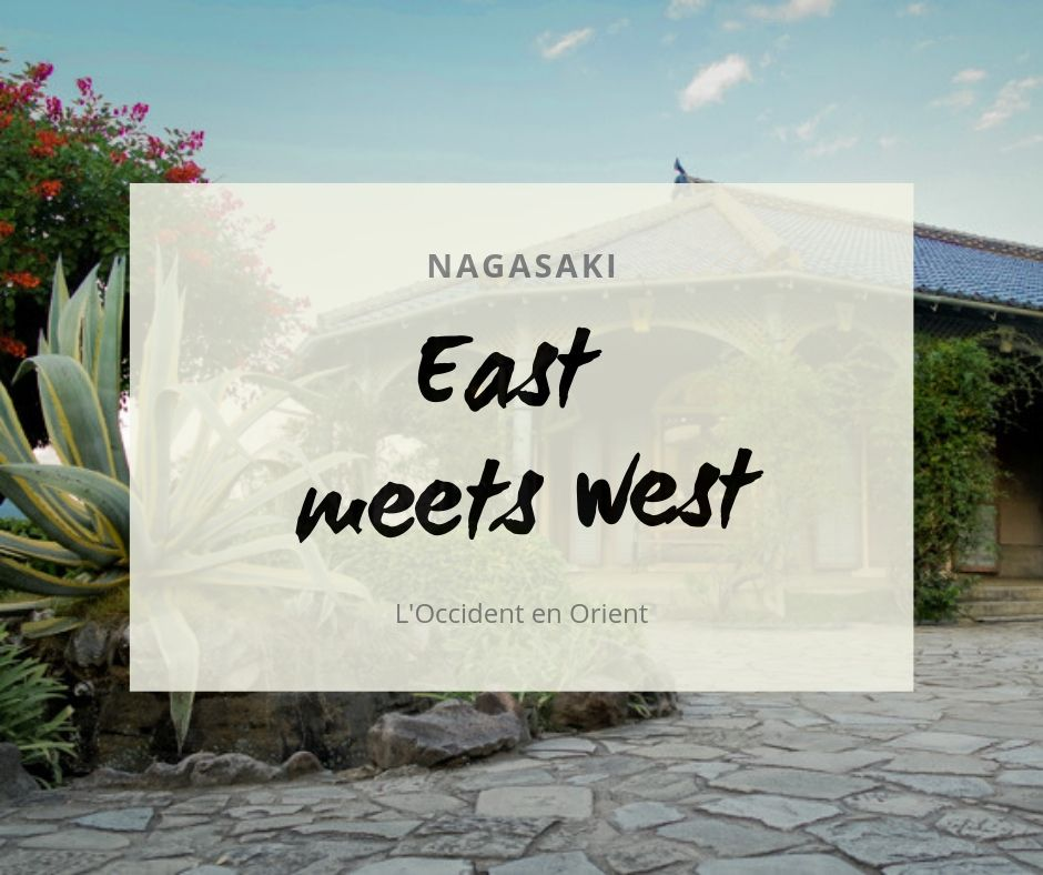 East meets west Passeport Japon