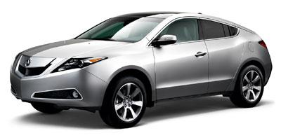 Acura ZDX models