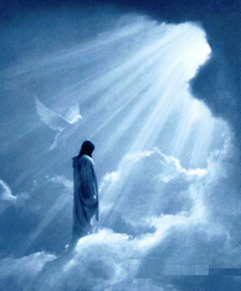 Resultado de imagem para imagens de orações nas nuvens