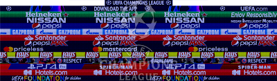 PES 6 Adboards UEFA Champions League Season 2018/2019 by Alex Jovis