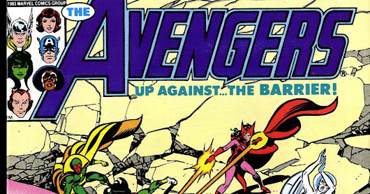 Marvel Comics of the 1980s: 1983: The Eros Avenger part II: Don't Mind If I Do!