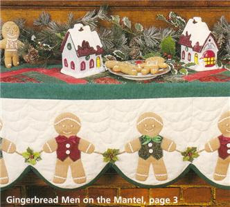 Quilted Mantel Cover Patterns on Ebay
