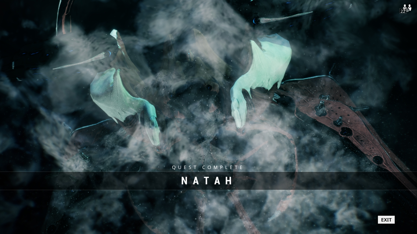 Warframe Chronicles Guide Natah No Spoilers