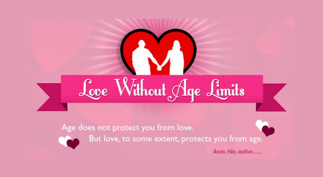 Love-Without-Age-Limits #Infographic