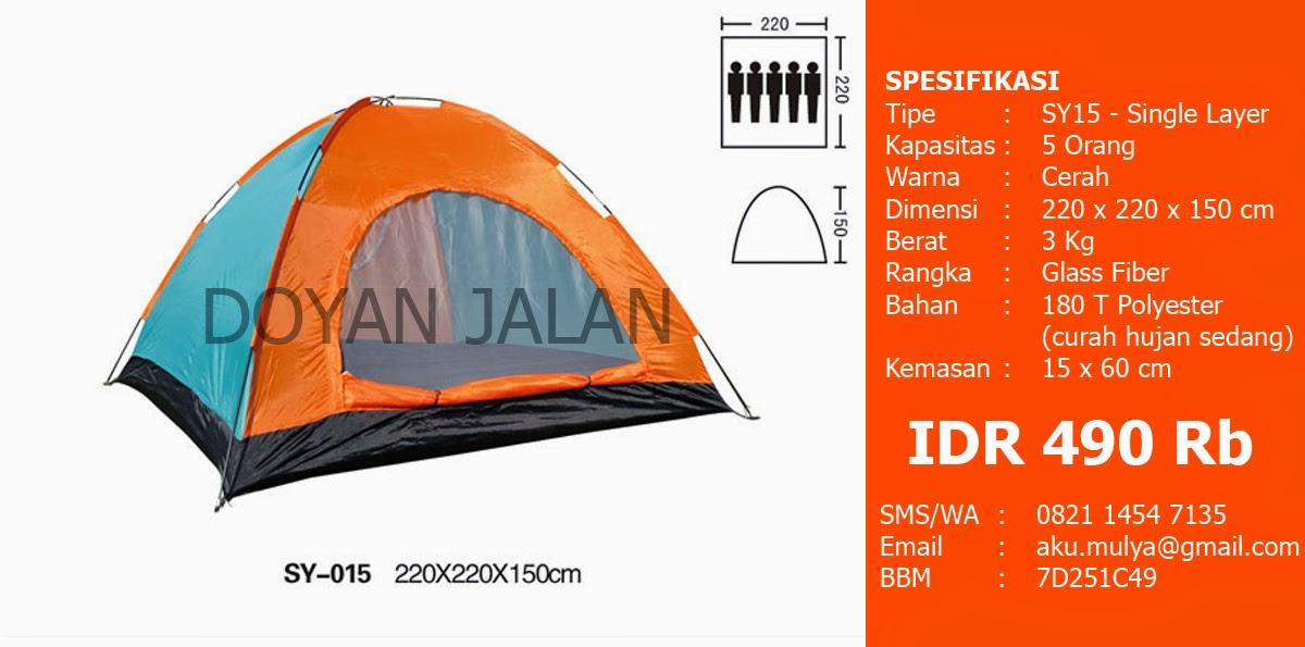 Harga Tenda Dome Murah