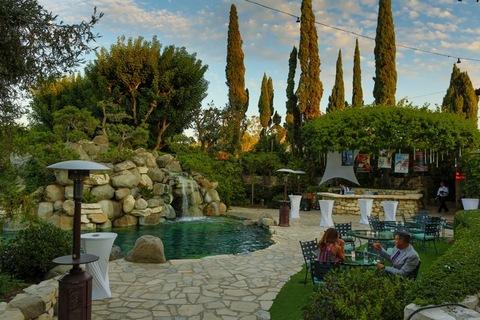 Hugh Hefner's neighbor, Daren Metropoulos, bought the mansion