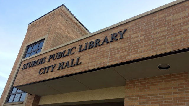 Building of Sturgis Public Library/ City Hall