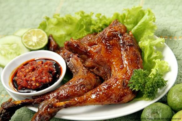 Resep Ayam Bakar Khas Klaten - Masakan Favorit Keluarga