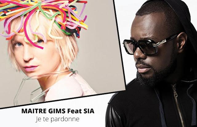 Maître Gims - Je te pardonne  ft. Sia