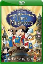 Los Tres Mosqueteros (2004) DVDRip Latino