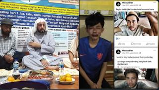 Lihat Sosok Pelaku, Syekh Ali Jaber Temukan Sejumlah Kejanggalan: Dia Bukan Orang Gila Biasa