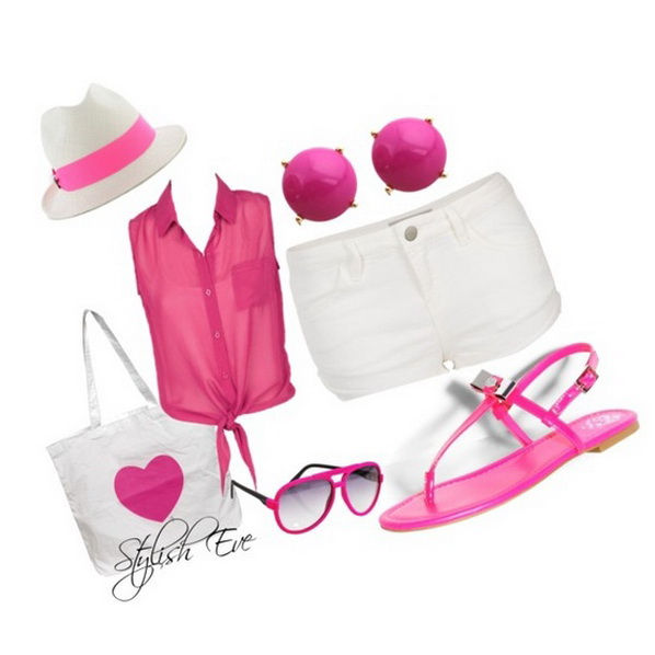 f70a13d363dd Spring/ Summer 2013 Outfits with Shorts for Women