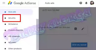 langkah langkah membuat unit iklan adsense infeed